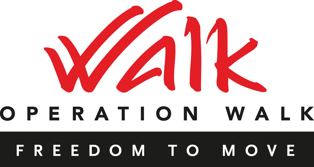 Operation Walk Freedom to Move